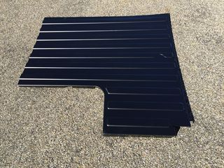 profiled sheet bed floor rear left Chevy Blazer K5