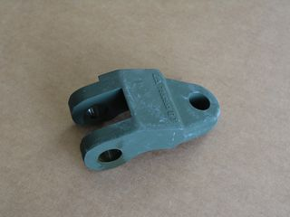 Adapter Abschleppstange Tow Bar US Army
